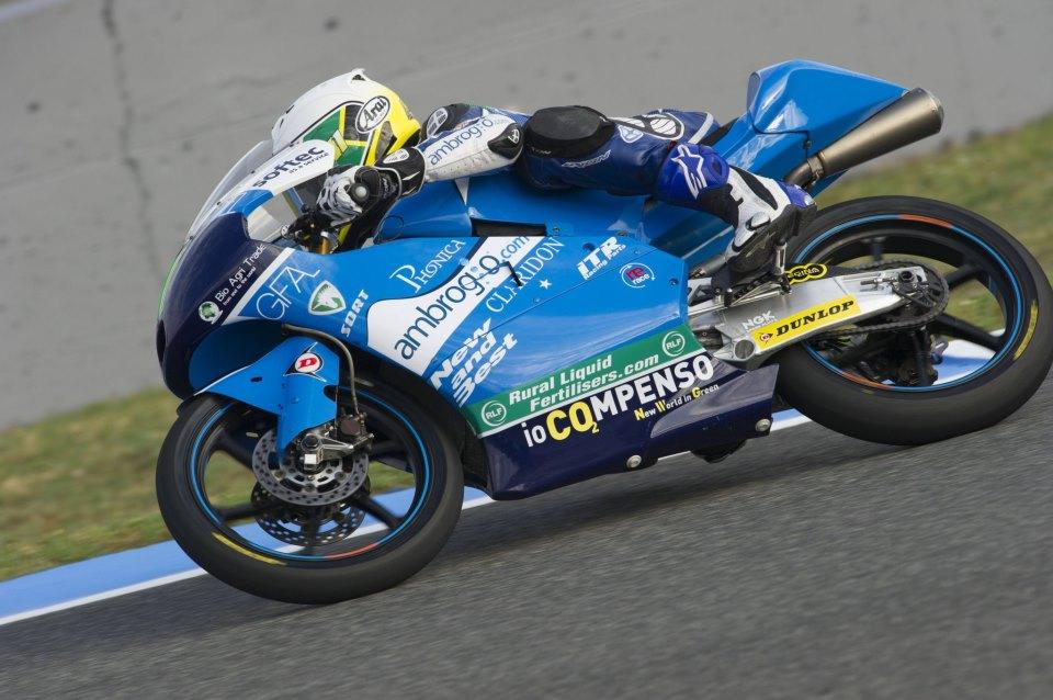 Ambrogio Racing - Moto3