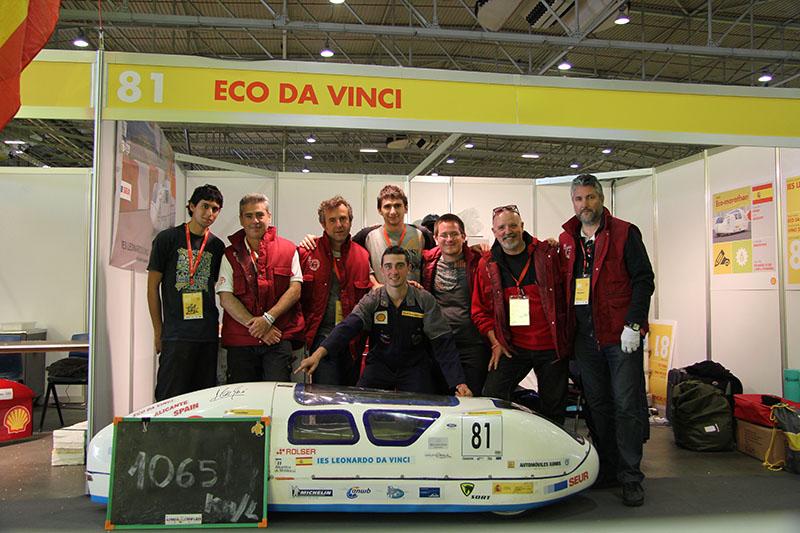 Eco Da Vinci con Sort Oil