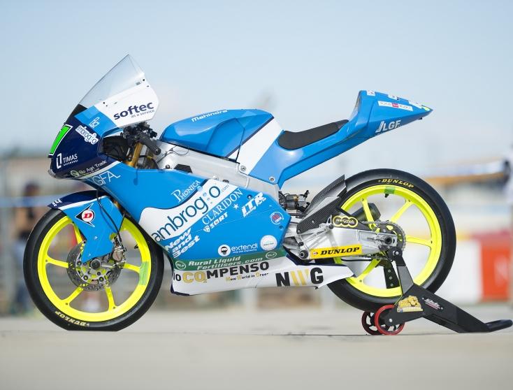 Mahindra Ambrogio Racing