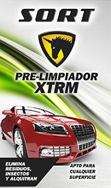 Pre-limpiador XTRM