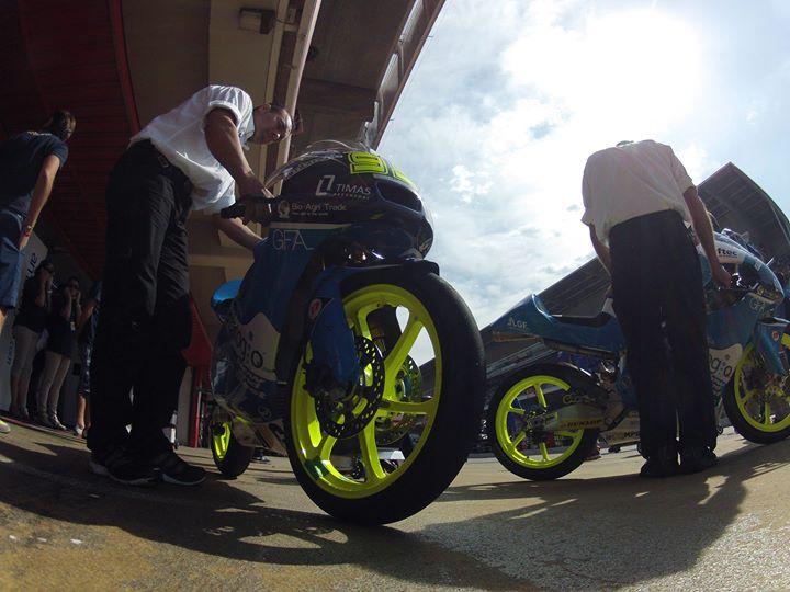 Ambrogio Racing con Sort