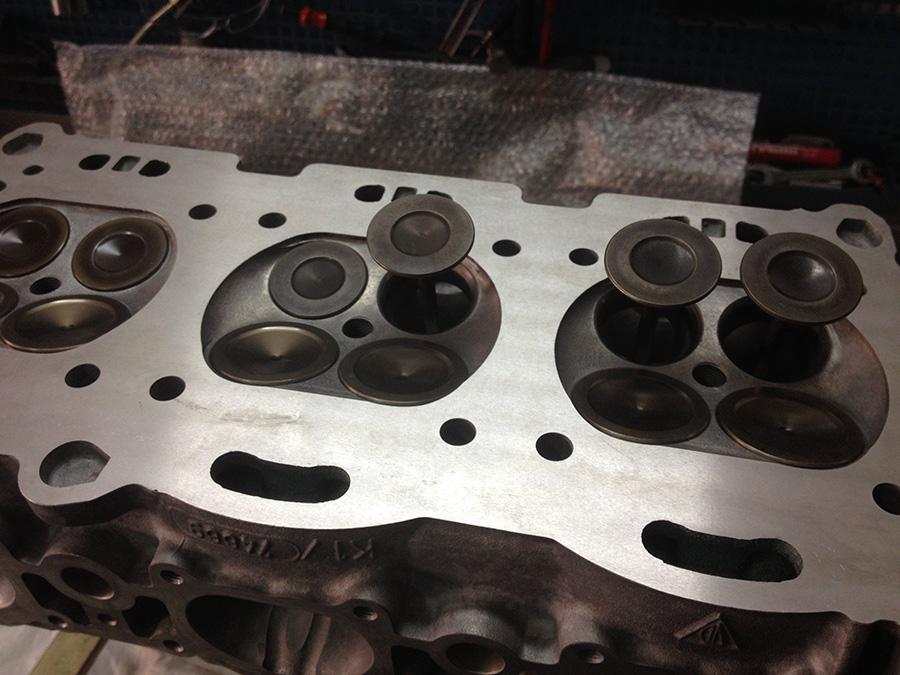 Motor 911 turbo Maldonado Sport