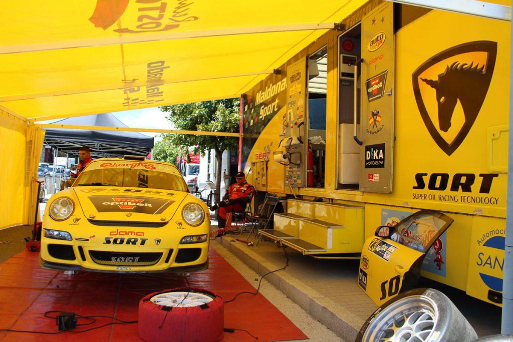 Sort con Maldonado Sport en ALP