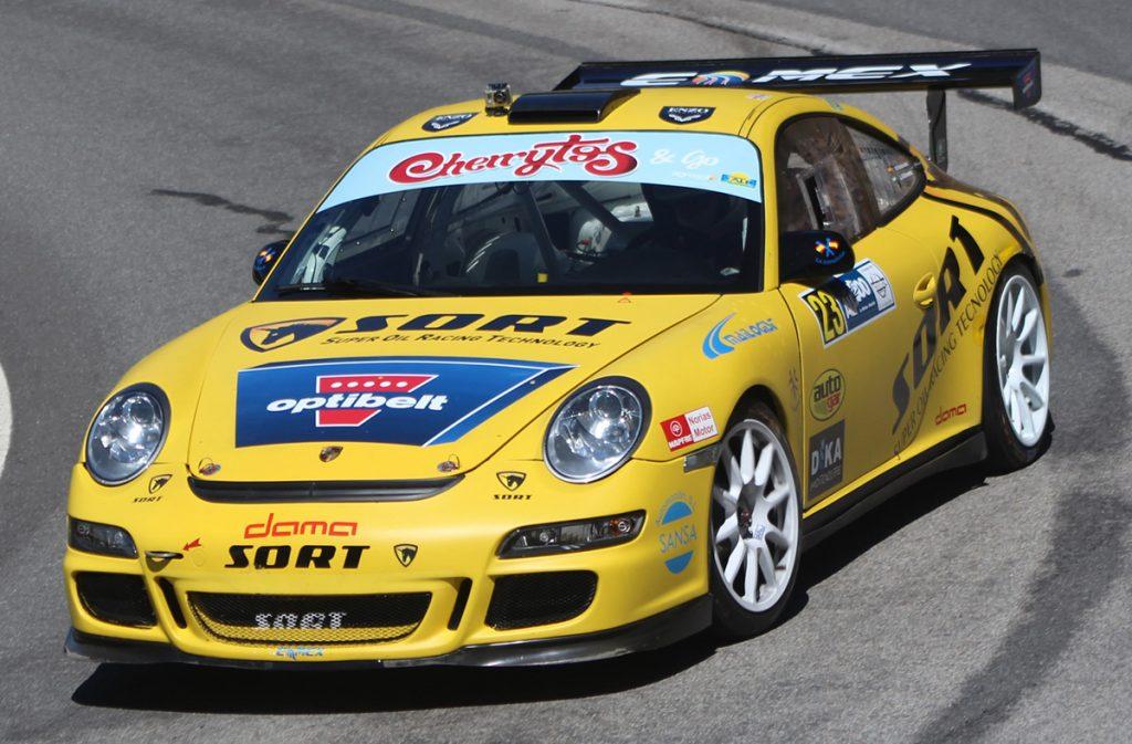 Maldonado Sport con SORT en ALP