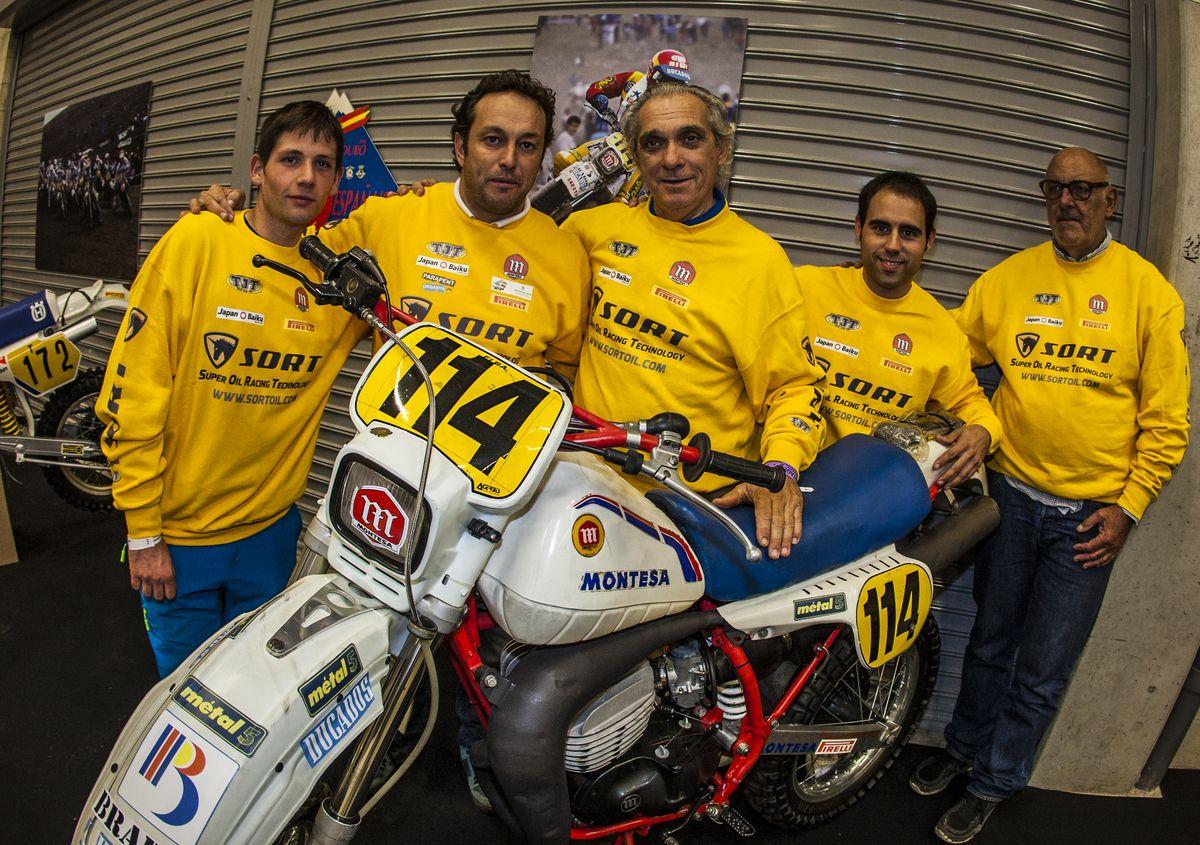 Sort Team Carlos Mas Isde Navarra Vintage Trophy