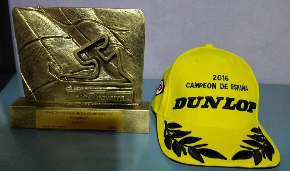 Campeones de España con SORT