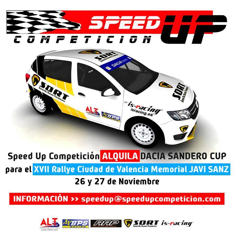 Speed up Competición