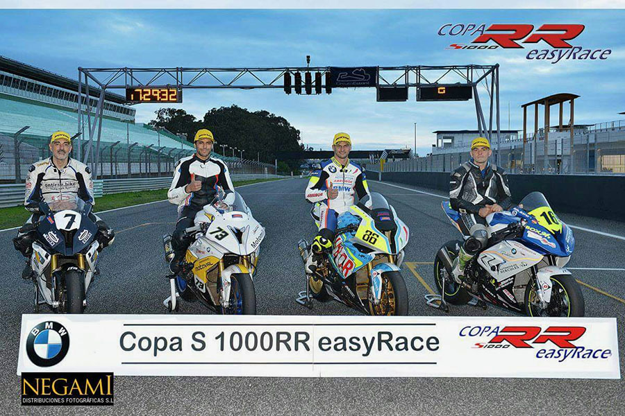bmw easy race Estoril