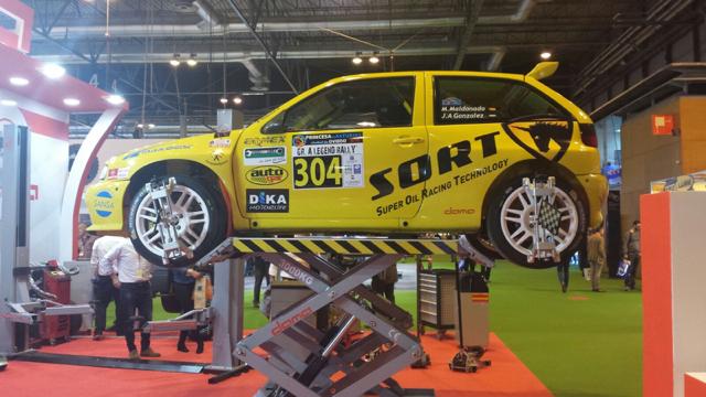 Seat Ibiza WRC - Maldonado SPORT