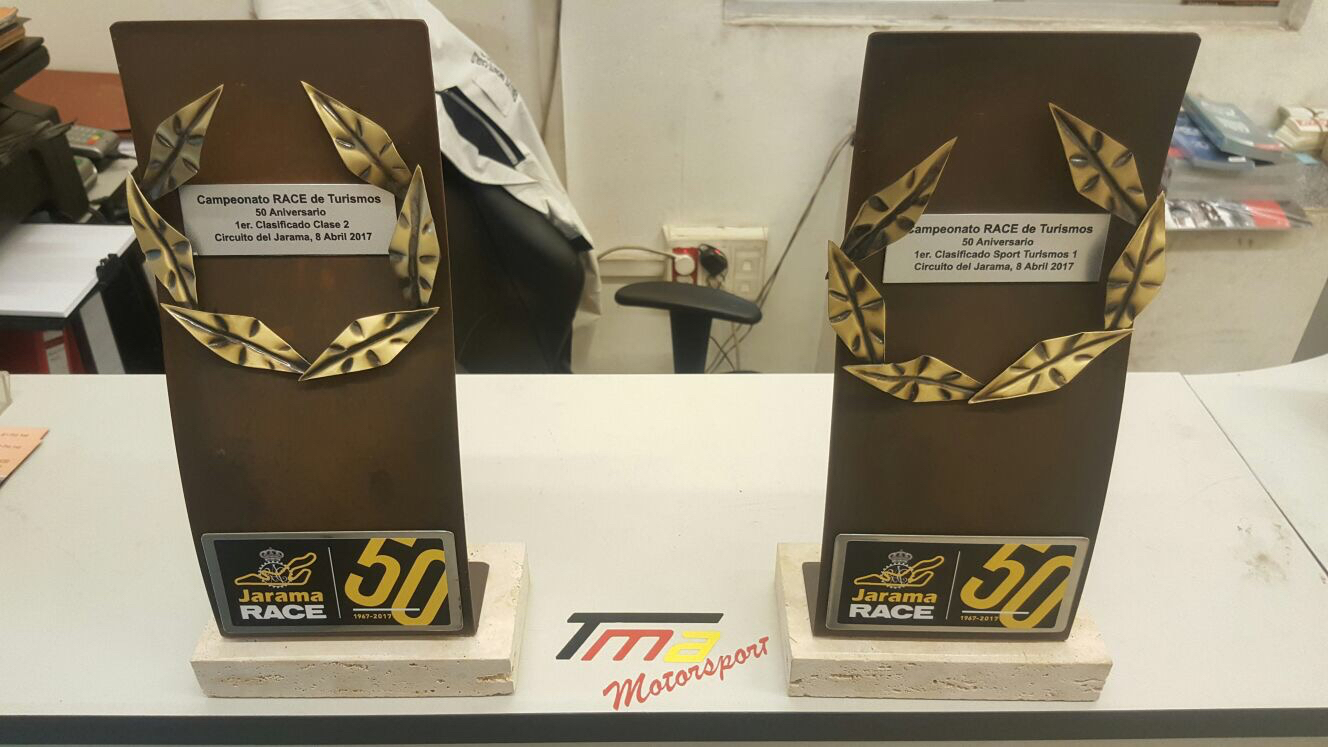 Trofeos Manuel Alvarez