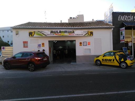 Mula Motor - Distribuidor autorizado SORT en El Campello
