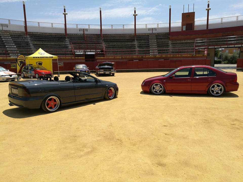 Evento tunning con SORT en Ciudad Real