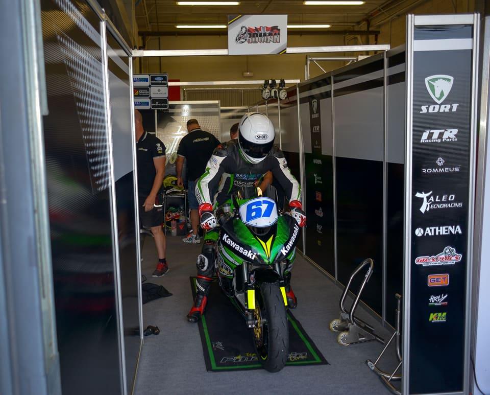 Pinamoto Racing Services con SORT en el CEV