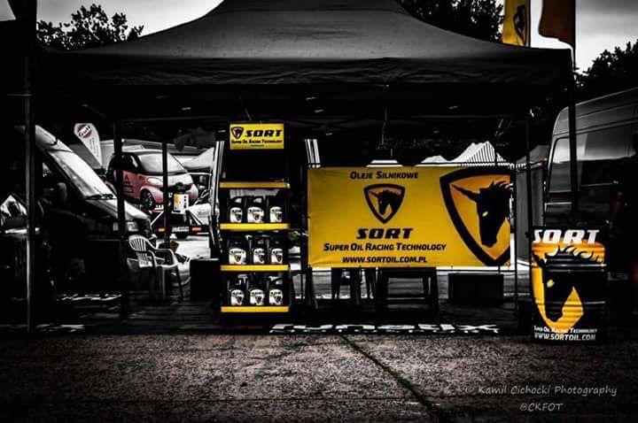 Los lubricantes SORT llegan a la competición en Polonia