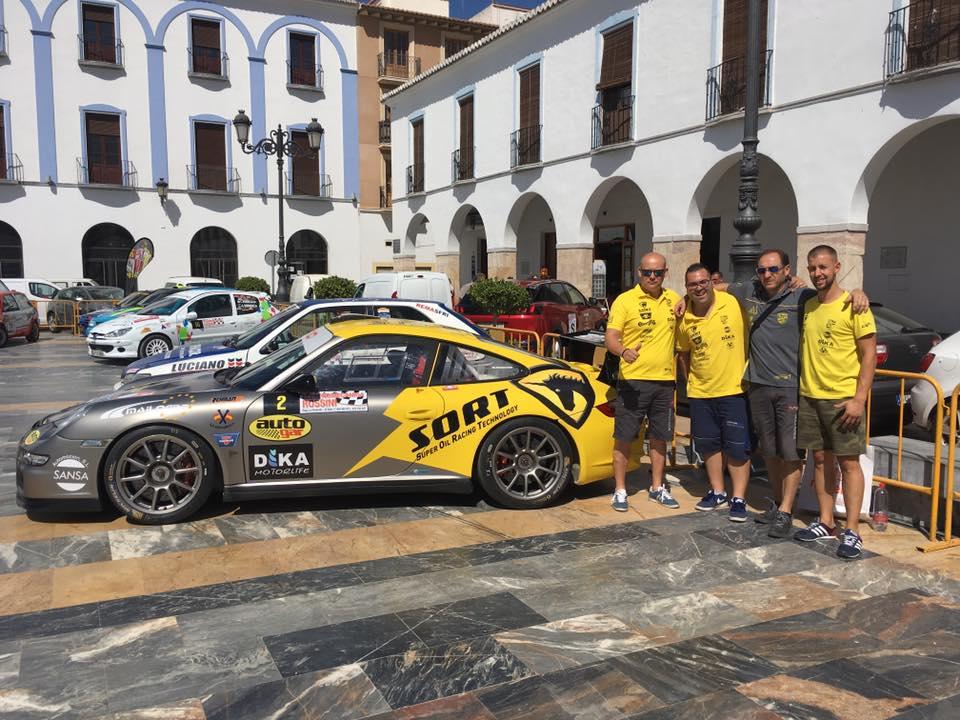Subida a la Mota - Maldonado Sport con SORT
