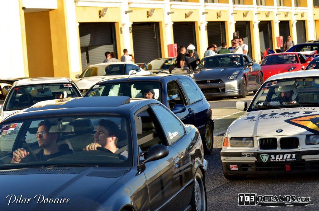 103 Octanos en Monteblanco con Lubricantes SORT