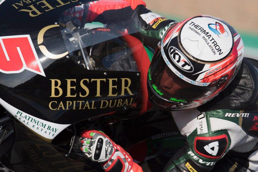 Bester Capital Dubai Team con SORT