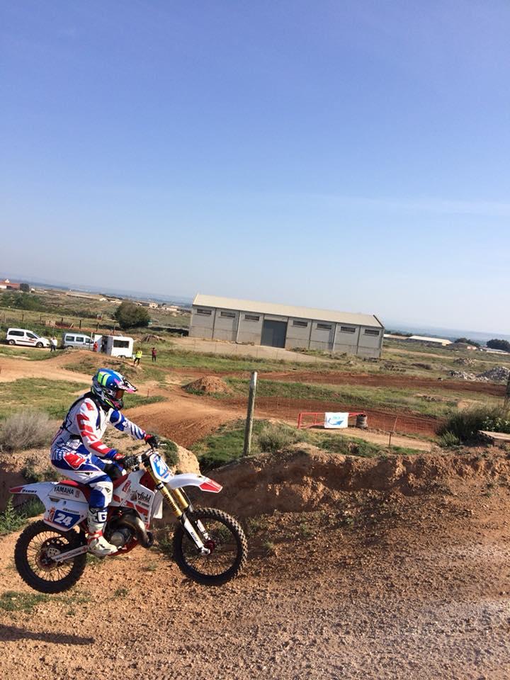 Alicante Motocross Vintage con SORT