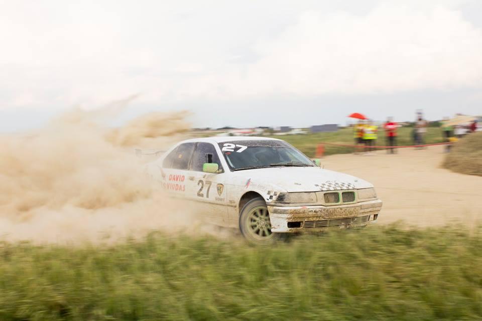 Copa BMW de Tramos de Tierra