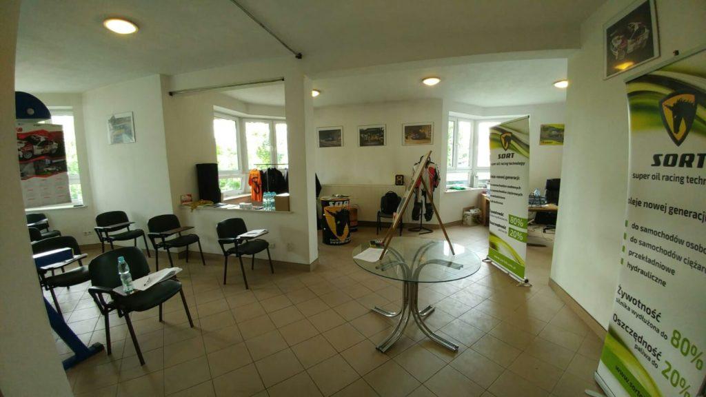 Nuevas instalaciones de SORT Polonia