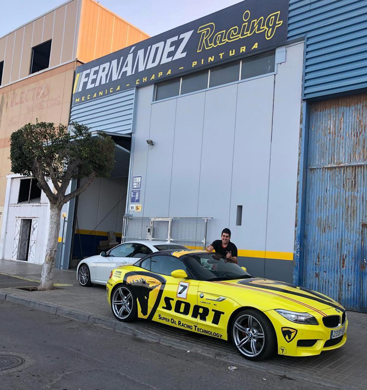 Visitando los punto de venta autorizados en Andalucía