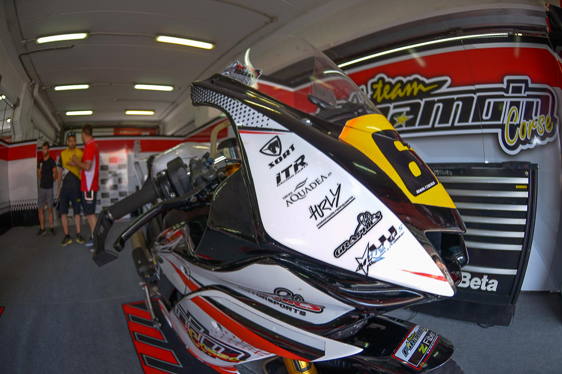 Pinamoto Racing Services con SORT