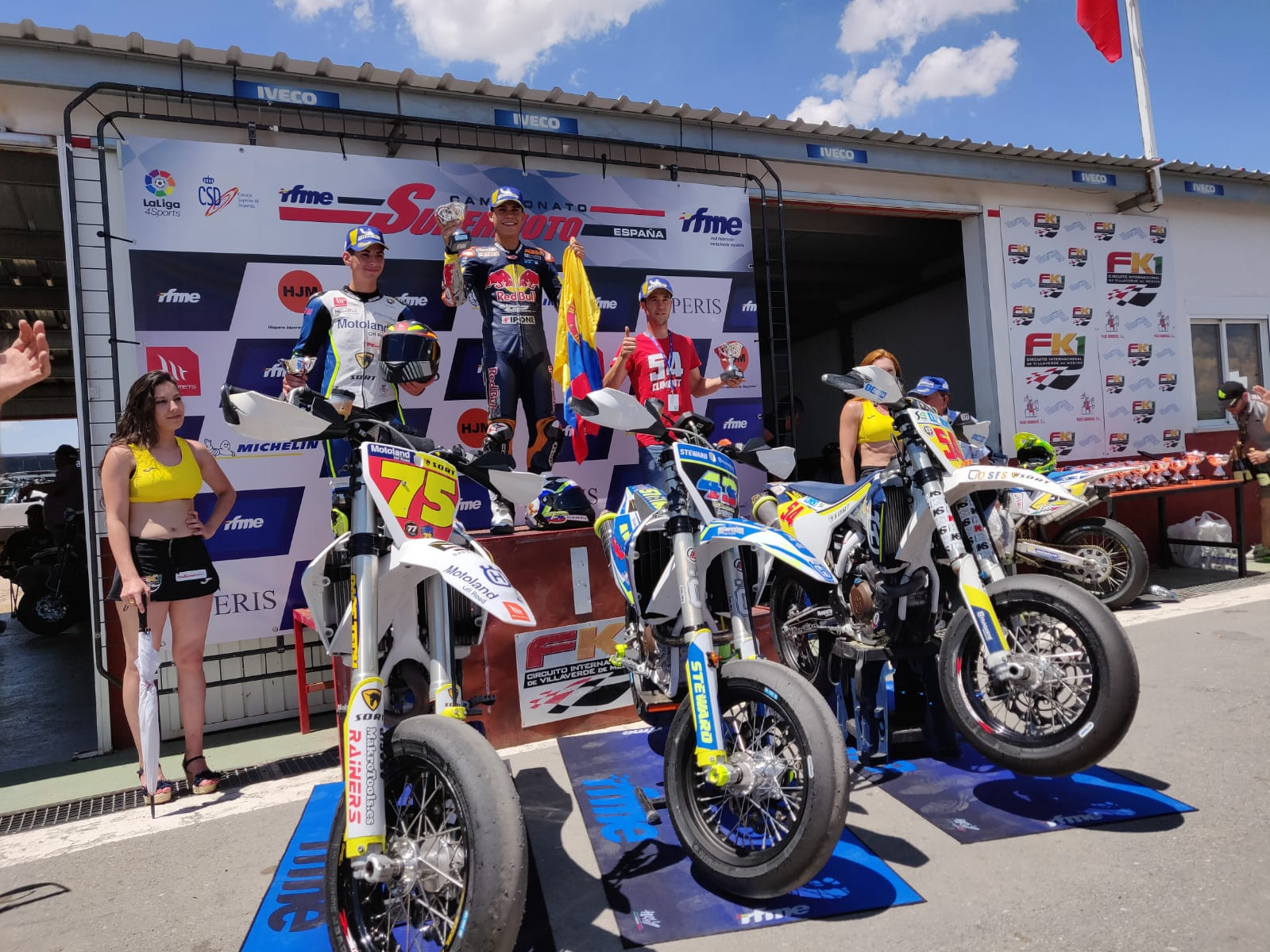 Campeonato de España de Supermoto Road