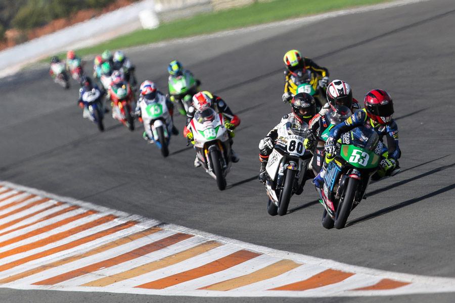 Fau55 Racing con los lubricantes SORT