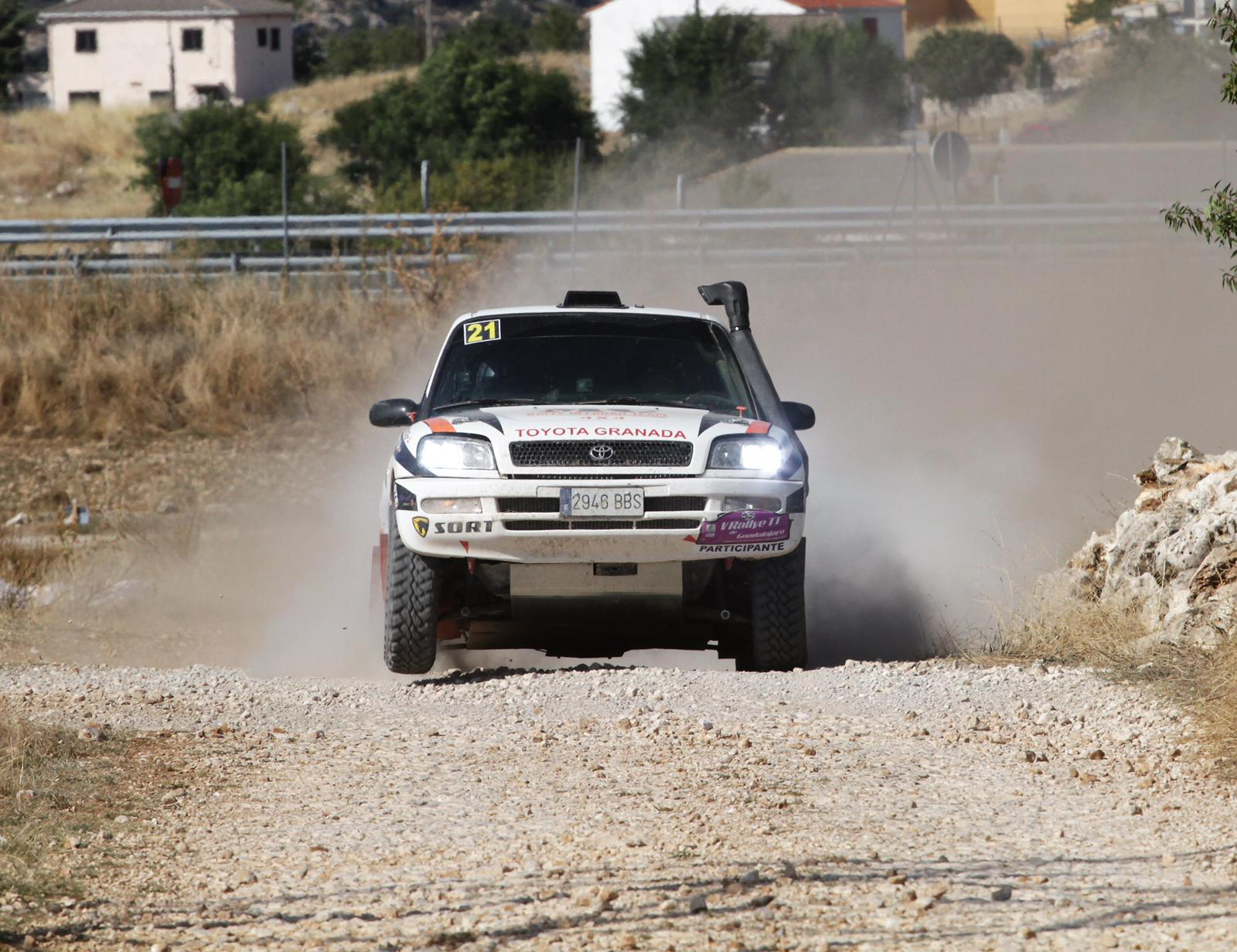 MC Rally Offroad Team con SORT