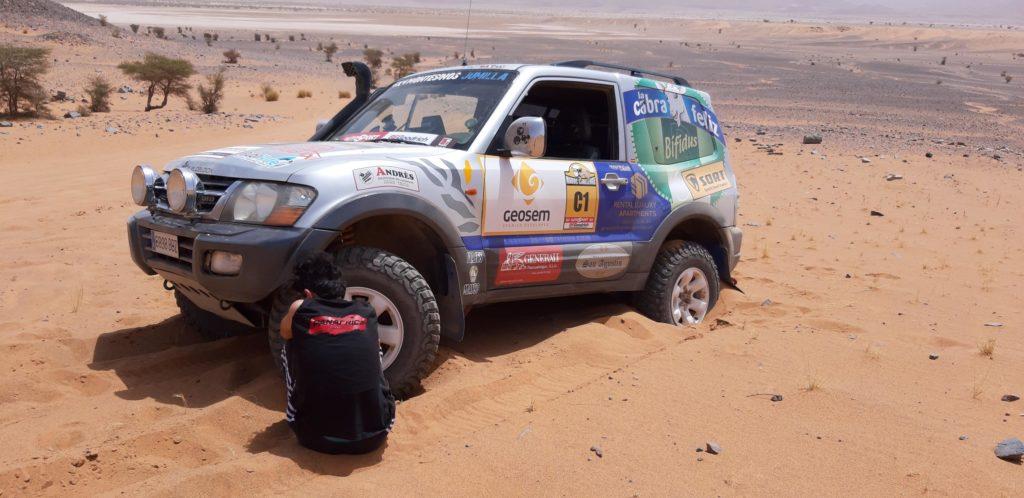 4x4 Montesinos en la Marroc Challenge