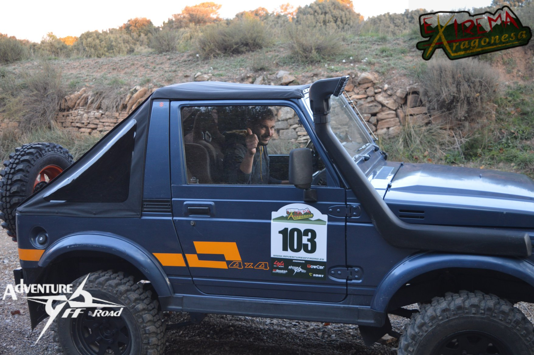 Adventure off road con SORT