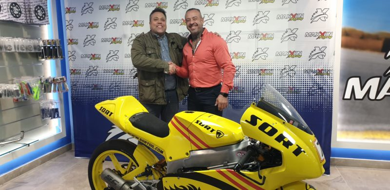 Maxxon Racing con SORT en ELDA