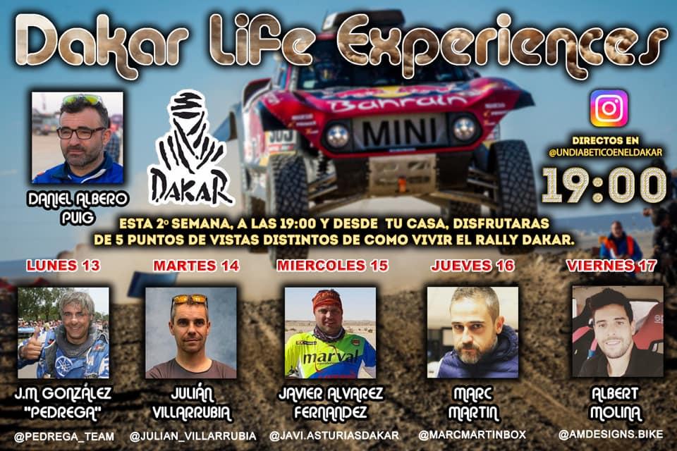 Dakar Experiences