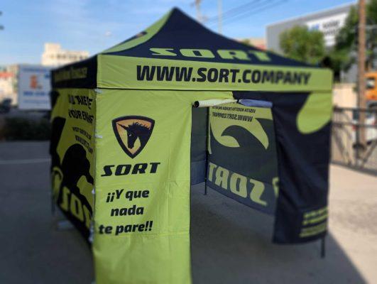 Carpa SORT Racing