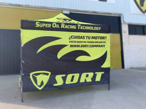 Carpa SORT Racing