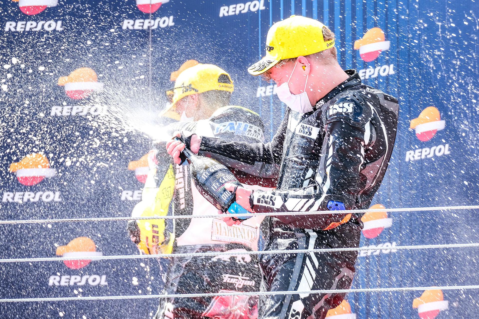 Pinamoto Racing Services con SORT